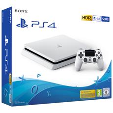Console Playstation 4 500 Gb Slim E Chassis White