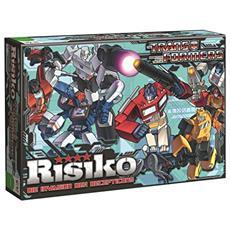 Transformers Gioco Da Tavolo Risk *german Version* Winning Moves [ importato Dalla Germania]