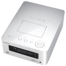 DRA-N5, 802.11b, 802.11g, iPhone, iPod, Bianco