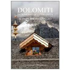 Dolomiti. Il paesaggio abitato