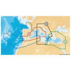 Cartografia Navionics XL3 Platinum+ CF