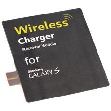 Adattatore Qi per Samsung S3, per stazione di ricarica Wireless