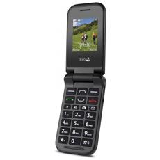 PhoneEasy 609 Nero Bluetooth Fotocamera 2Mpx RadioFM