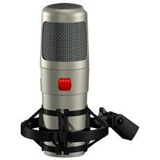 Microfono Valvolare a Condensatore