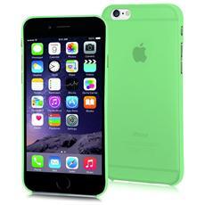 Cover Custodia Brinata Ultra Slim Tpu - Verde - Iphone 6 Plus