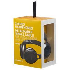 C590H Stereofonico Padiglione auricolare Nero cuffia e auricolare