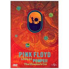 DVD PINK FLOYD - LIVE AT POMPEII (d. c.)