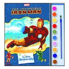 The invincible Iron Man. Libro acquerello. Ediz. illustrata. Con gadget