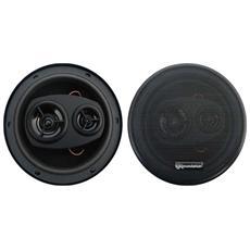 Altoparlanti 3 vie per auto diametro 160 mm PS-1635