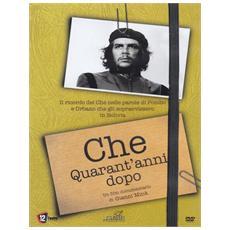 Dvd Che - 40 Anni Dopo
