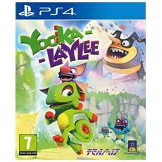 PS4 - Yooka Laylee