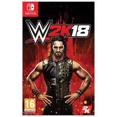 Switch - WWE 2K18