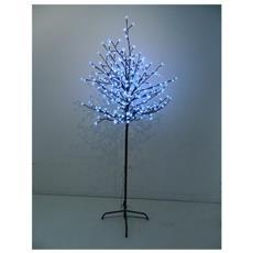 Alberello Alto 250 Cm Illuminato Con 600 Led - 989873