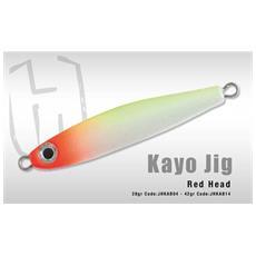 Kayo Jig 42 Gr Red Head