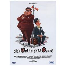 Dvd Signori, In Carrozza!