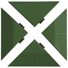 Kit 4 Angolari Verde