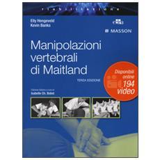Manipolazioni vertebrali di Maitland