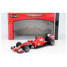 Modellino Ferrari F1 SF15T Sebastian Vettel Scala 1:18