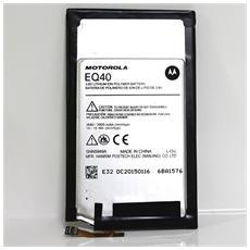 Batteria Pila Originale Eq40 3680mah Per Droid Turbo, Droid Turbo Lte