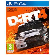 PS4 - Dirt 4 D1 Edition
