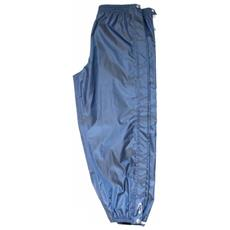 Pantaloni Antipioggia Junior Blu Xl