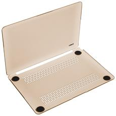 Case It Leggera Rigida Protettiva Anteriore E Posteriore Per Apple Macbook 12-inch Oro Oro 12 Inch