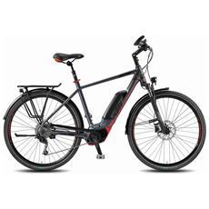 City Bike Elettrica Trekking Ktm Macina Fun 9 Sip4i 9v Uomo Deore
