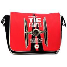 Star Wars: Tie Fighter Red (borsa Tracolla)