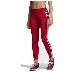 pantaloni tuta adidas donna rosso