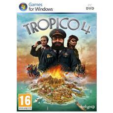 Tropico 4, PC PC videogioco