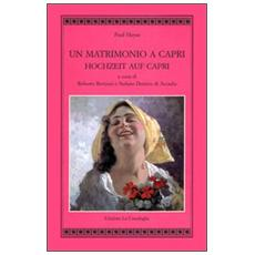 Un matrimonio a CapriHochzeit auf Capri
