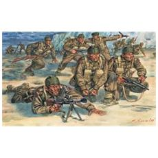 Ww2 British Commandos 1:72