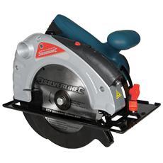 285873 Sega Circolare Con Guida Laser Silverstorm Da 185 Mm, 1300 W 185 Mm
