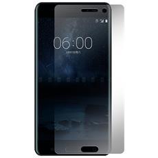 Pellicola Protettiva in Vetro Temperato per Nokia 6