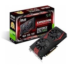 GeForce GTX 1060 6 GB GDDR5 Pci-E 1 x DVI-D / 2 x DisplayPort / 2 x HDMI RICONDIZIONATO