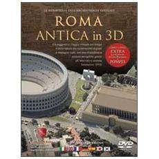 Roma antica in 3D. Con DVD