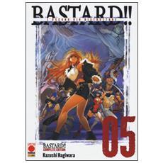 Bastard!! L'oscuro dio distruttore. Complete edition. Vol. 5 Bastard!! L'oscuro dio distruttore. Complete edition