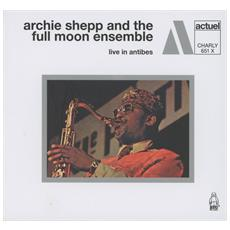 Archie Shep - Live In Antibes (2 Cd)