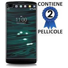 Pellicola Proteggi Display Per Lg V10 - F600k - F600l - F600s Confezione 2 Pezzi
