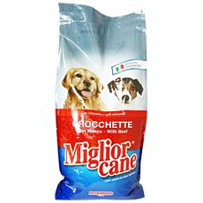 10 Kg. secco Crocchette Manzo - Cibo Per Cani