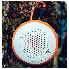 Altoparlante Portatile Fusion Bluetooth Colore Bianco / Arancio