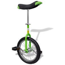 Monociclo Regolabile Verde 16 Inch / 40,7 Cm