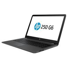 """Notebook 250 G6 Monitor 15.6"""" Full HD Intel Core i5-7200U Ram 8GB SSD 256GB 2xUSB 3.0 Windows 10 Pro"""