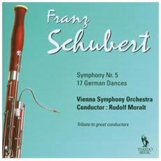 Schubert Symphony Nr 5-17 German Dan - Schubert Symphony Nr 5-17 German Dan