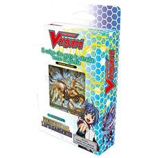 Vanguard Fendente Lupo D Argento Mazzo Carte - Da Gioco / collezione