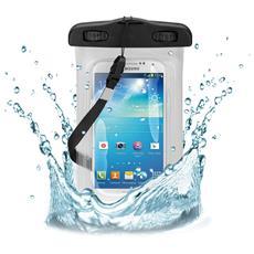 Custodia da Spiaggia per Smartphone Transparente 17 x 11.5 x 17 cm 64554