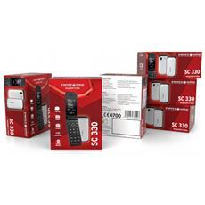 "SC330 Display 1,77 "" + Slot MicroSD Bluetooth Fotocamera Colore Bianco - Europa"