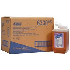 Ricarica per dispenser AQUA® detergente mani Ultra Kimberly Clark 1l - 6330