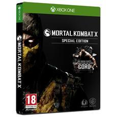 XONE - Mortal Kombat X Preorder Edition