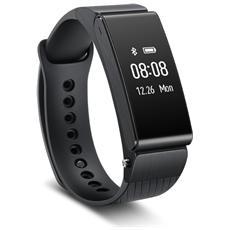TalkBand B2 Nero Bluetooth Android / iOs 7.0 Cinturino in plastica
